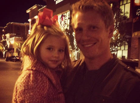 'bachelor' star sean lowe shares picture of his younger days on twitter - national bachelor